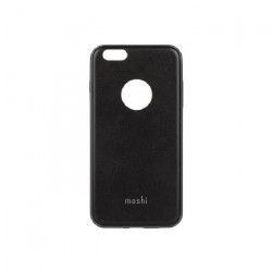 MOSHI Coque iGlaze Napa pour iPhone 6 Plus/6s Plus - Noir Onyx