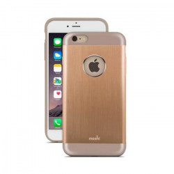 MOSHI Coque iGlaze Armour pour iPhone 6 Plus/6s Plus - Or Rose