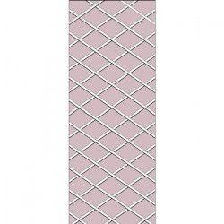 Papier peint intissé CAPRI rose Panoramique - 240x98cm