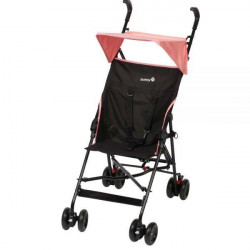 Poussette canne safety first Peps + canopy pop pink