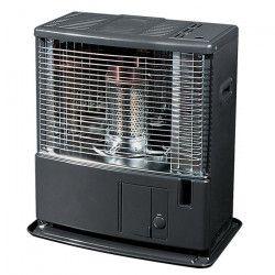 TAYOSAN 363 3000 watts Poele a pétrole a meche - Detecteur de CO² - Sécurité anti-basculement