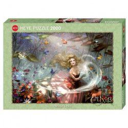 HEYE Puzzle Heye 2000 Pieces Laje A Wish Melanie Delon