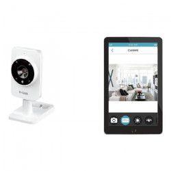 MYDLINK Home DCS-935L Caméra de surveillance IP HD 720P WiFi - Connecté