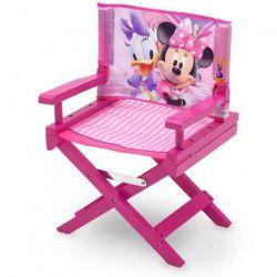 MINNIE - Chaise de Cinéma Enfant - Rose et Multicolore