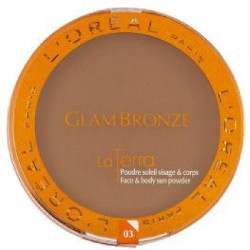 L`OREAL PARIS Poudre La Terra Joli Bronze 03 Amalfi-Medio