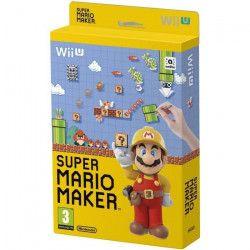 Super Mario Maker Jeu Wii U