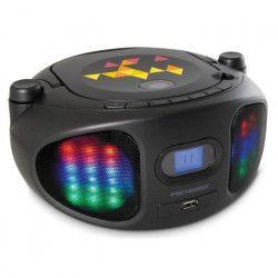 MET 477134 Radio CD-MP3 Lumi
