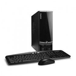 Unité Centrale - ACER eMachines EL1352-009 OB - AMD Athlon II X2 220 - 2Go de RAM - Stockage 320Go - GeForce 6150
