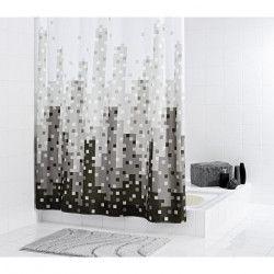 RIDDER Rideaux de douche textile - Skyline