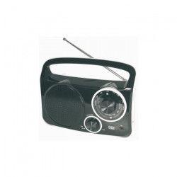 TREVI 76200 Radio Portable AM/FM - Noir