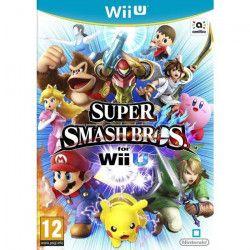 Super Mario Smash Bross - Jeu Wii U