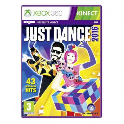 Just Dance 2016 - Jeu Xbox 360
