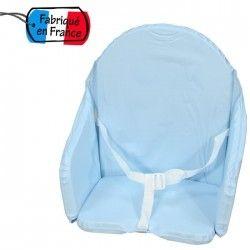 BAMBISOL Coussin de chaise Bleu ciel