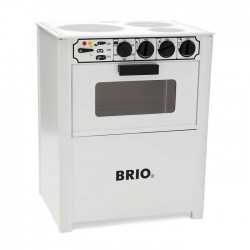 BRIO - Cuisiniere Blanche