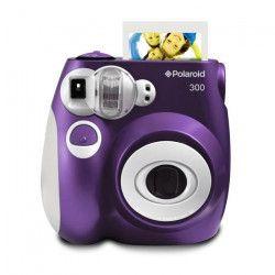 POLAROID PIC300 Violet Appareil photo instantané compact