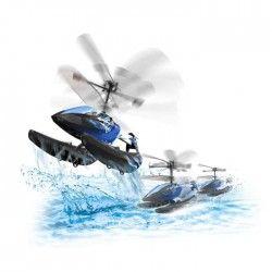 SILVERLIT - Hélicoptere Télécommandé Hydrocoptere 2.4 Ghz