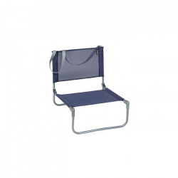 LAFUMA Chaise Basse Pliable - Bleu océan