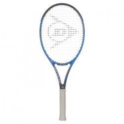 DUNLOP Raquette de tennis Apex Pro 2.0 - Bleu et gris
