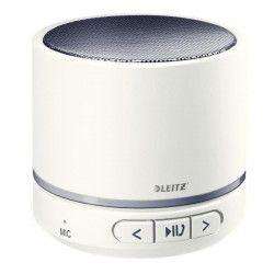LEITZ Mini enceinte Bluetooth WOW - Blanc