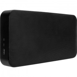 XQISIT S300 Enceinte portable Bluetooth 3 W - Noir