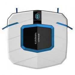 EZIclean Ultra Slim White V2, Aspirateur Robot Ultra-fin