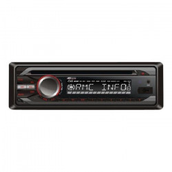 TAKARA CDU1755BT Autoradio CD Bluetooth Kit mains libres USB AUX AUR