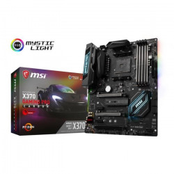 MSI Carte mere X370 GAMING PRO CARBON - Socket AM4 - DDR4 - 3200 MHz - X370 GAMING PRO CARBON