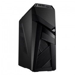 Asus PC de Bureau GL12CP-FR037T - Core i5-8400 - RAM 8 Go - Stockage 128 Go SSD + 1 To HDD - GTX 1050 - Windows 10
