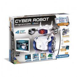 CLEMENTONI STEM - Mon cyber robot - 8 ans et +
