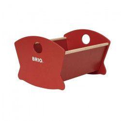 BRIO - Berceau en Bois pour Poupée