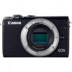 Canon EOS M100 Appareil photo numérique sans miroir 24.2 MP APS-C 1080p - 60 pi-s corps uniquement Wi-Fi, NFC,