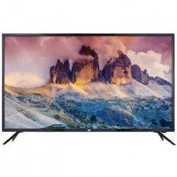 CONTINENTAL EDISON TV UHD 4K 165cm (65``) - 3 x HDMI - 2 x USB Classe énergétique A