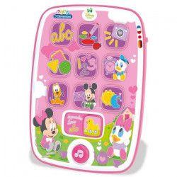 CLEMENTONI Disney Baby - Ma premiere Tablette Minnie - Jeu d`éveil