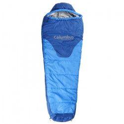 COLUMBUS Sac de couchage Aneto - Enfant - Bleu