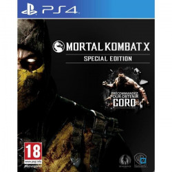 Mortal Kombat X Edition Spéciale Jeu PS4