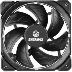 ENERMAX T.B.SILENCE Advance, roulement Twister -Ventilateur châssis - 120 mm, PWM-détachable 300-1500RPM,