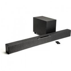 JAMO STUDIO SB40 Barre de son + caisson sans fil - Bluetooth - Entrée/sortie HDMI 2.0
