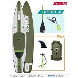 JOBE Pack Stand Up Paddle Duna 11.6 - Vert - 3,53 m