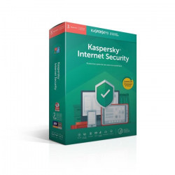 KASPERSKY Internet Security 2019, 3 postes, 1 an