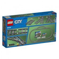LEGO City 60238 Les Aiguillages
