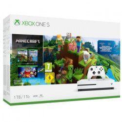 Xbox One S 1 To Minecraft