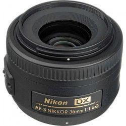 Objectif Nikon AF-S NIKKOR 35mm f/1,8G DX