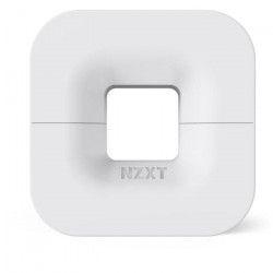 NZXT Support magnétique pour casque et câblage Puck - Blanc