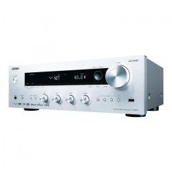 ONKYO TX-8270 Ampli-Tuner stéréo réseau - Silver