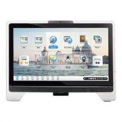 ORDISSIMO Ordinateur Tout-en-Un Tactile - 1 x E2 1800 / 1.7 GHz - RAM 4 Go - HDD 500 Go - Graveur DVD