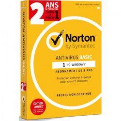 Norton Antivirus BAS 1.0 FR 1 U 1 D 24MO PROMO