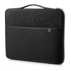 HP 15.6`` Carry Sleeve Black/Silver