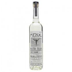 Mezcal Nuestra Soledad - Mezcal 100% Agave - 41% - 70 cl