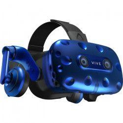 HTC Casque de Réalité Virtuelle VIVE PRO + 2 mois d`abonnement a Viveport offerts