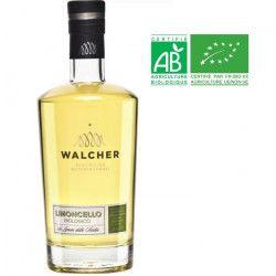 Walcher - Limoncello - Liqueur - Bio - 25% - 70 cl